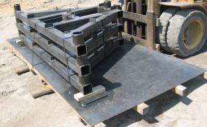 Custom steel fabrication and welding