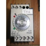 Siemens on delay timer relay 24VDC 0-0.6s 7PU20