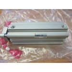 SMC CDQMB32-100 pneumatic cylinder free non rotating