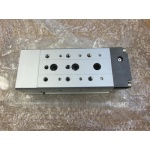 SMC MXS16-50FR pneumatic slide table linear stage NEW