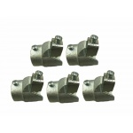 5 pcs Thomas & Betts 505-TB 1 Inch to 1 Inch Flex to EMT Adapter