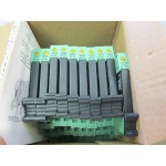 Box of 10 Phoenix Contact 120V solid state relays PLC-OSP-120UC/24DC/2