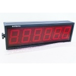 """Autento 9400255 Single-Side LED Display COUNTER 6-Digits 2.3"""""""
