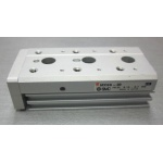 SMC MXS6-30 pneumatic air slide table linear stage