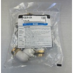 Bag of 5 SMC pneumatic fittings KQ2L16-U04 NEW 16mm hose